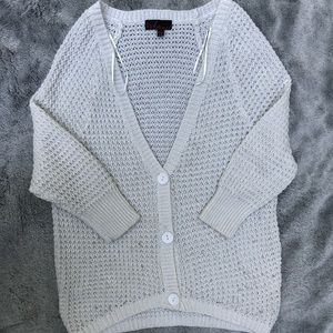 Takeout Women's Button up Sweater
